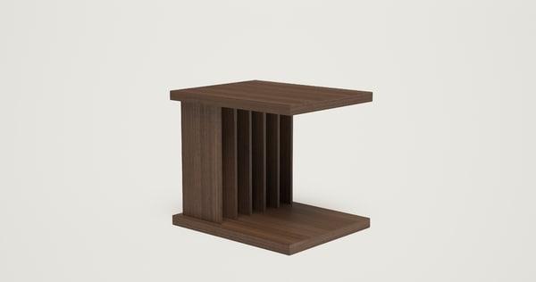 max ditre italia monolith wood