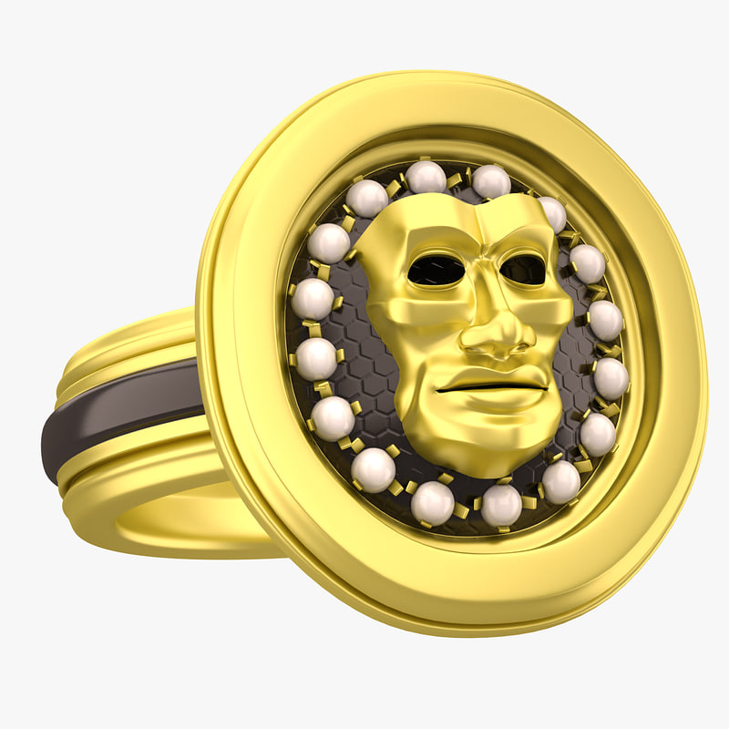 face mask ring max