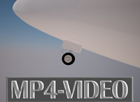 3D Animation Video of Aircraft Take off, Part -3.