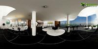 360 Panoramic Video Duplex Design UAE