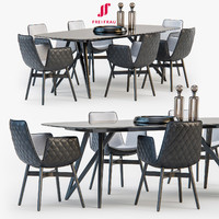 Freifrau Dining set_02