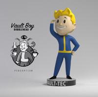 vault boy 3d max