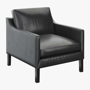 3d max bw 127 1000 armchair