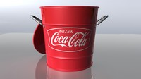 Coke Ice Bucket