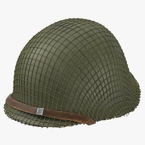 x ranger helmet wwii laying