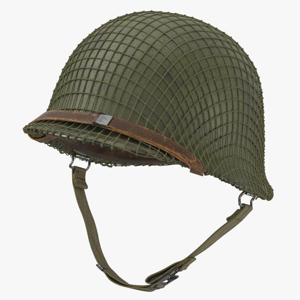 ranger helmet wwii worn max