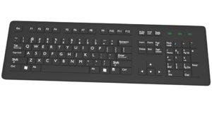 wireless keyboard computer 3d 3ds
