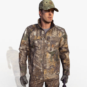 3d hunter carhartt -