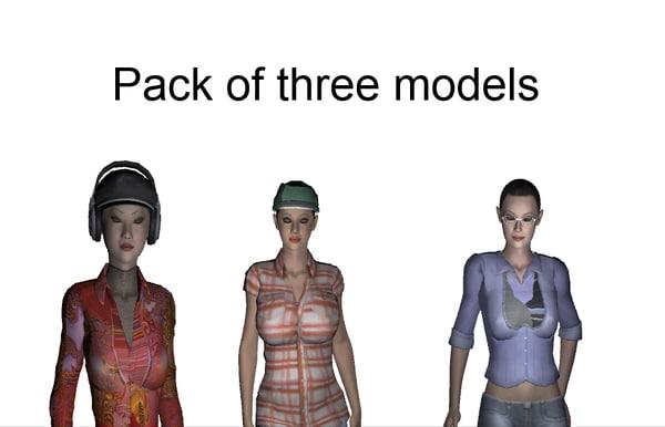 max pack girls