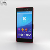 3d 3ds sony xperia m4