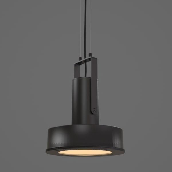 3d arne domus pendant lamp model