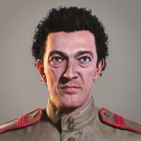 obj soviet sergeant - character