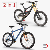 Mountain Bikes Collection