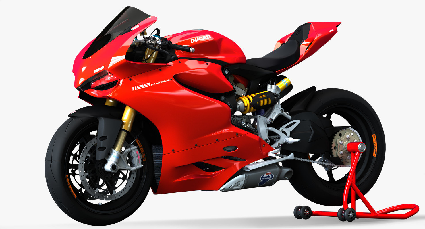 3d 1199 panigale s
