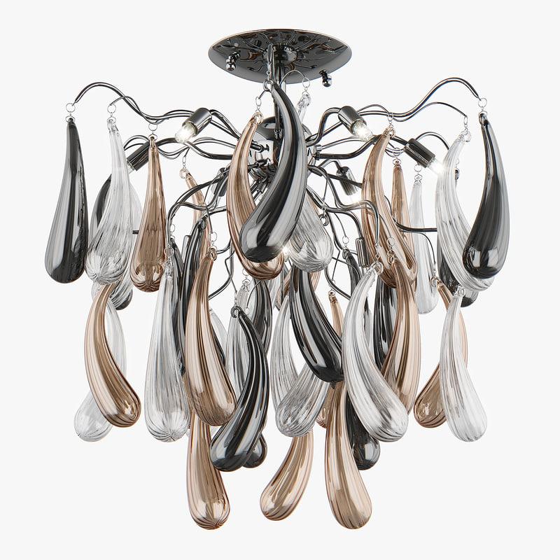 chandelier 794094 manica lightstar max