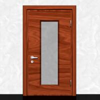 Wooden door-1