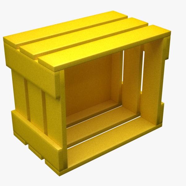 cubic wall shelf 3d max