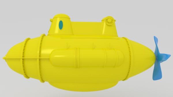 submarine investigation obj