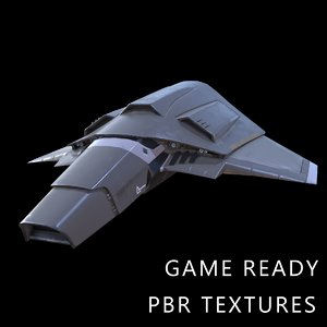star fighter space ready 3d x