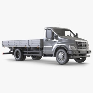 max russian truck gazone