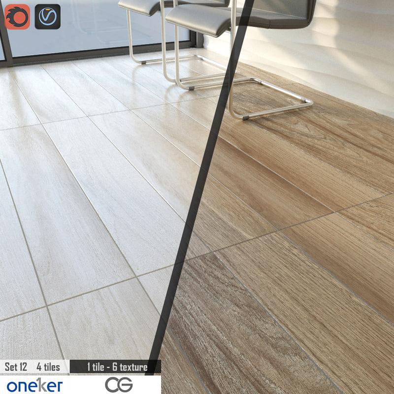 floor wall 3d max