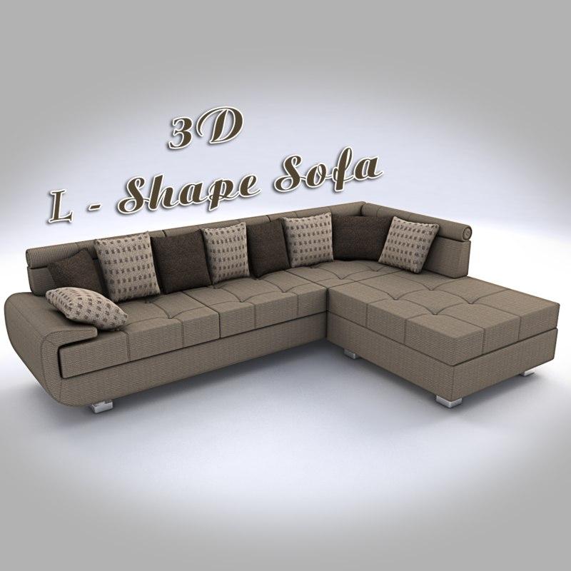 l-shape sofa max