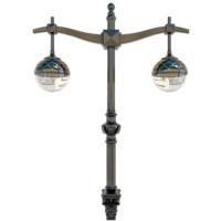 3d lamppost lamp