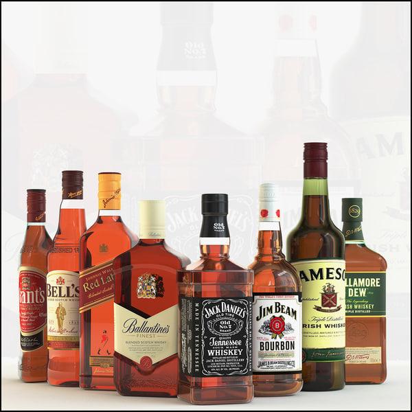 max bottle whiskey