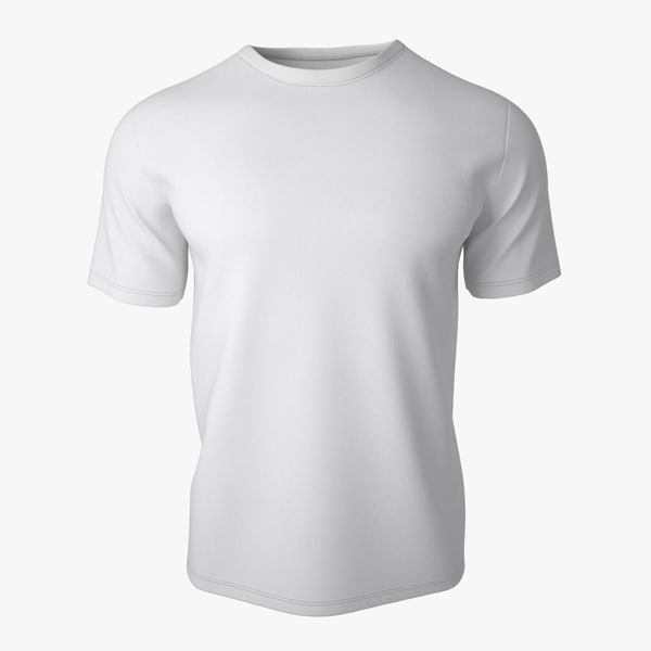 t shirt v2 3d model
