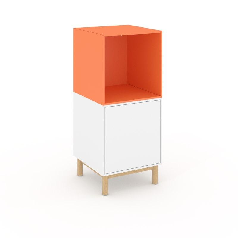 Free Eket Ikea Cabinet 3d Model