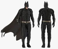 3d model batman dark knight