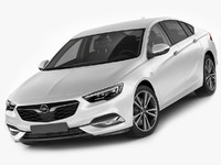 Opel - Vauxhall Insignia Grand Sport - Holden Commodore 2018