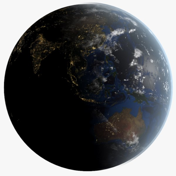 3d games photorealistic earth model