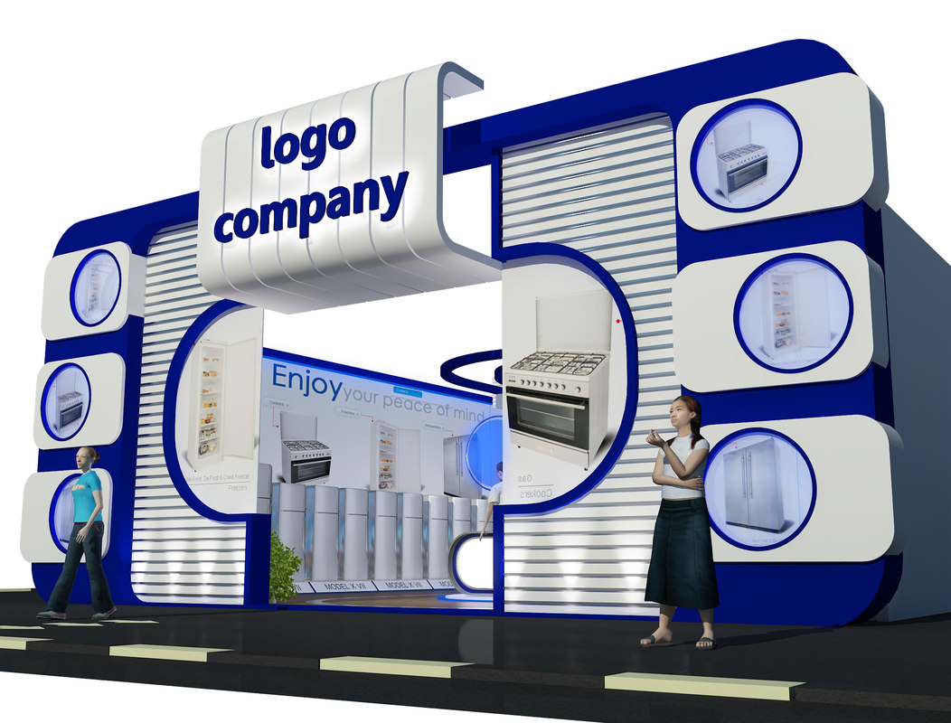 max stand exhibition tent booth