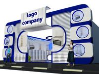 Tent Booth Exhibition Stand