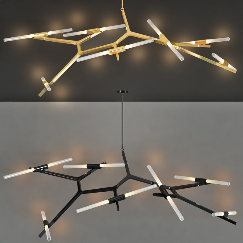 max chandelier 14 lighting