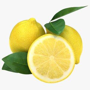 realistic lemon 3ds