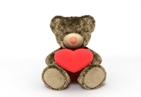 teddy bear lwo