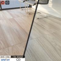 3d model of floor wall