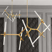chandelier lamp lighting 10 obj