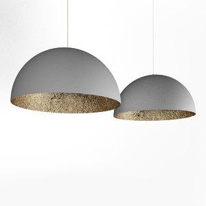 max hanging lamp 2l light