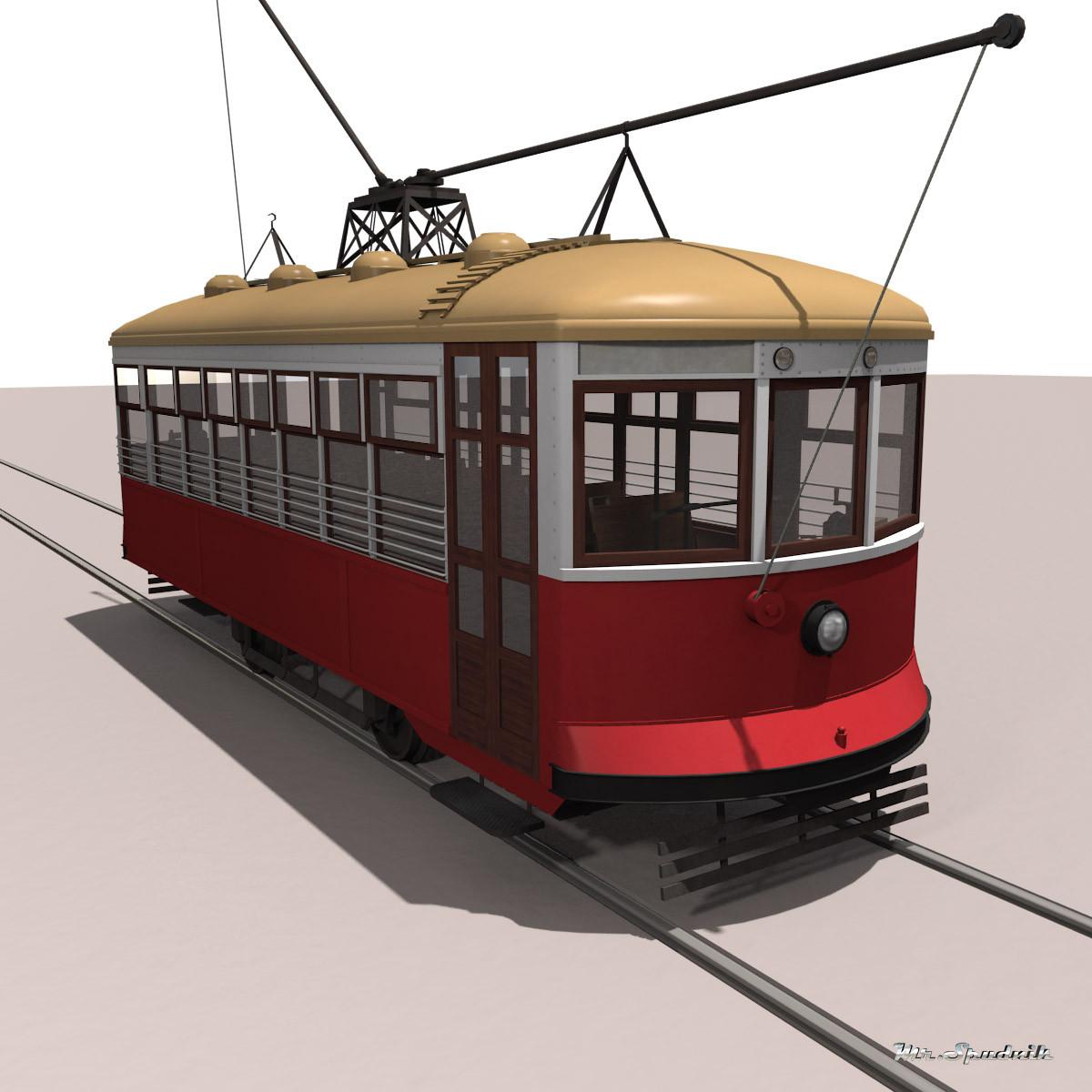 birney safety car 3d model