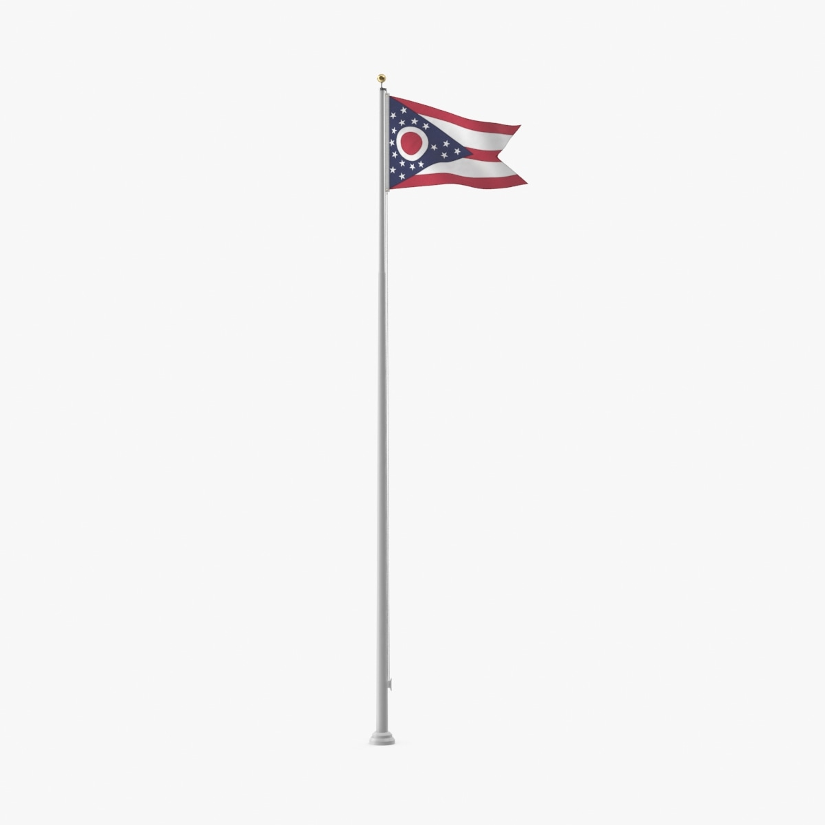 max state-flags---ohio