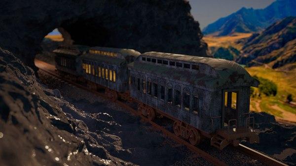 blend train blender