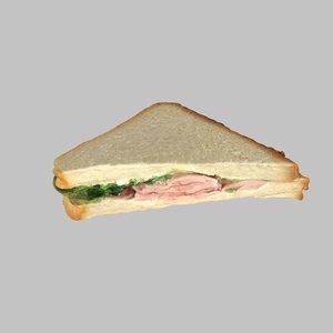 sandwich ham max