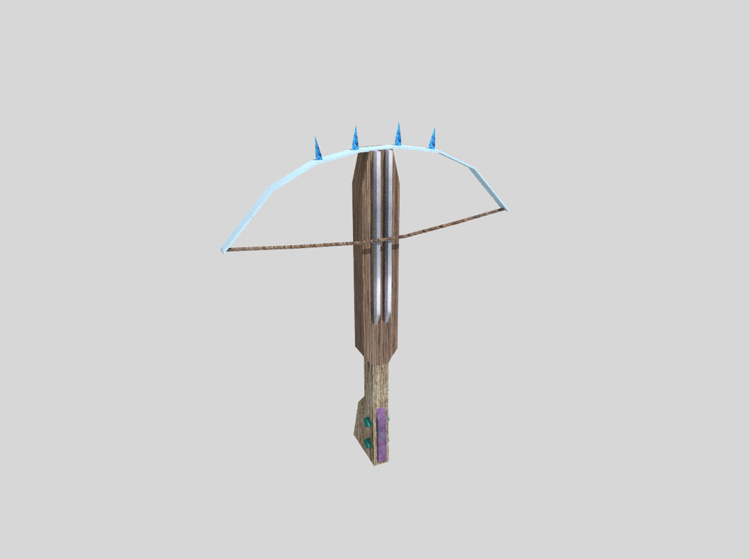 fantasy crossbow 3d 3ds