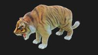tiger fur ma