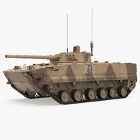 Light Tank BMP-3 Desert