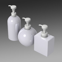 obj set soap dispensers