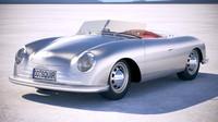 Porsche 356 number 1 1948